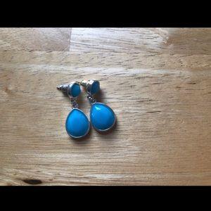 🌼Earring Sale🌼 Blue Drop Earring on sale.
